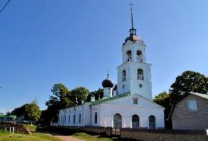 Храм свт Николая Лето 2013